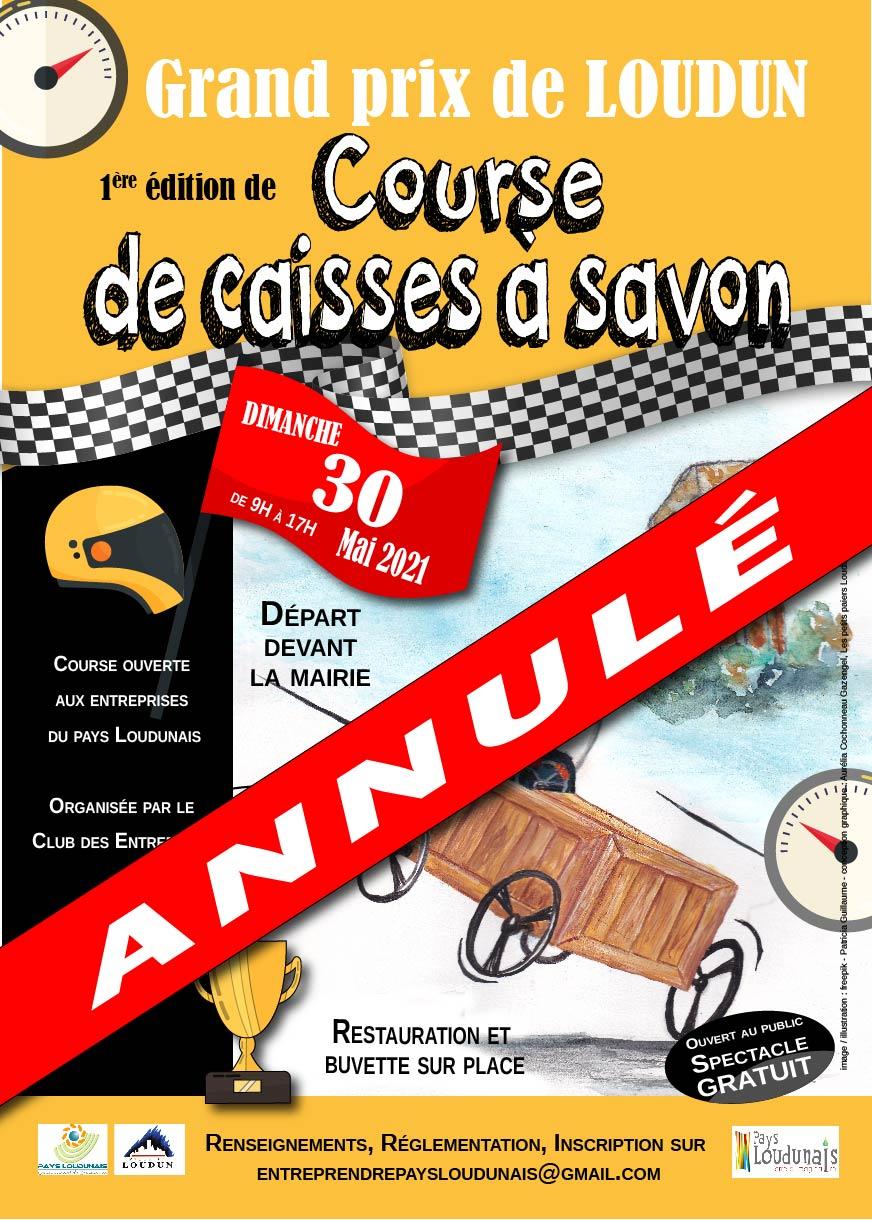 Read more about the article Annulé : Course de caisses à savon le 30 mai 2021