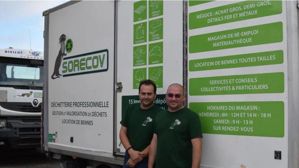 Read more about the article Loudun : une déchetterie professionnelle s'installe en ville